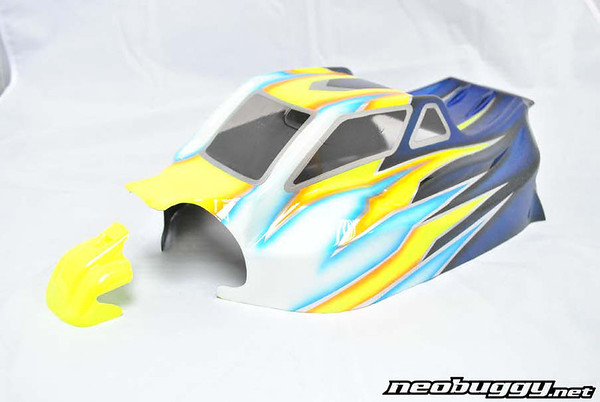 Buggy K1 ProSpeed Optima K1Body-M