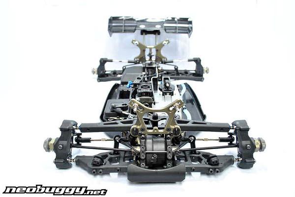 Buggy K1 ProSpeed Optima K1FullFrontal-M