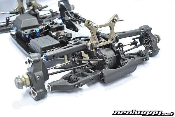 Buggy K1 ProSpeed Optima K1Front-M